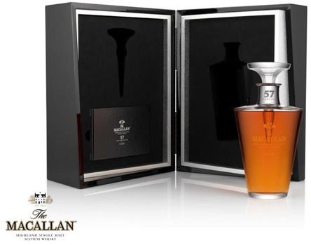 Macallan 57 year old - Lalique decanter / виски Макаллан 57 лет Лалик.