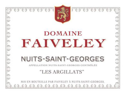 Фэвле - Нюи Сен Жорж l FAIVELEY - NUITS-SAINT-GEORGES