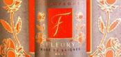 Rose de Saignee - Fleury Champagne \ Розе де Саньи - шампанское Флери