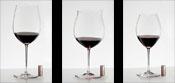Бокалы ручной работы для красного вина - Riedel